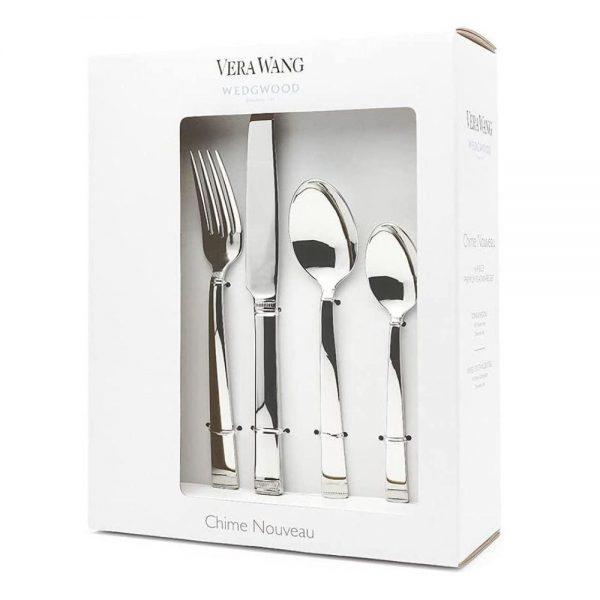 Vera Wang 16 Piece Chime Cutlery Set
