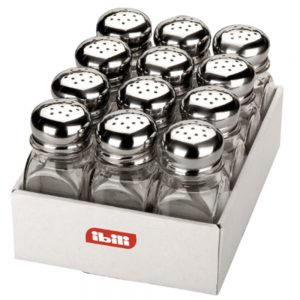 Large Salt or Pepper Shakers