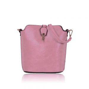 Gessy Pink Handbag