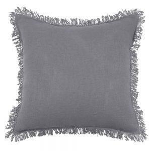 Grey Prague Filled Cushion