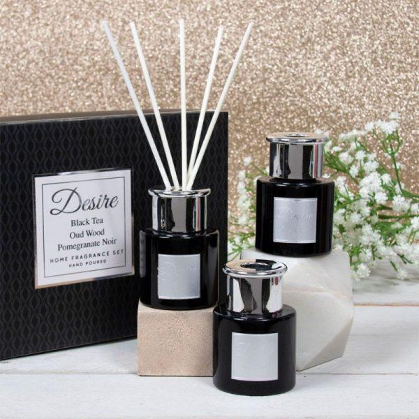 Desire Diffuser Set Black