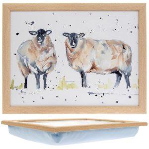 Country Life Sheep Laptray