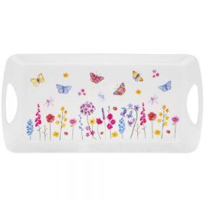 Butterfly Garden Tray Medium