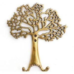 Antique Tree Of Life Coat Hook