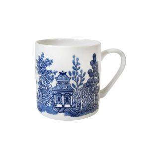 Blue Willow Mug Venus 340ml