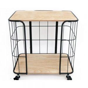 Wheelie Unit Side Table