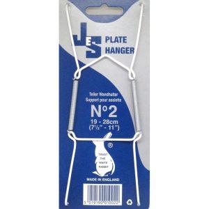 No 2 Plate Hanger 19-28cm