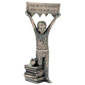 Genesis Best Teacher In The World - Boy